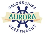 Salonschiff AURORA Geesthacht Logo