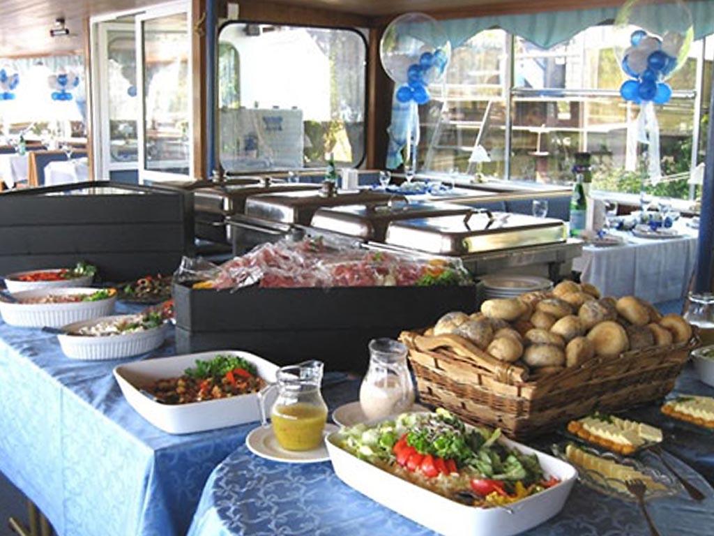 Salonschiff Aurora Geesthacht Elbefahrten mit Catering und Brunch